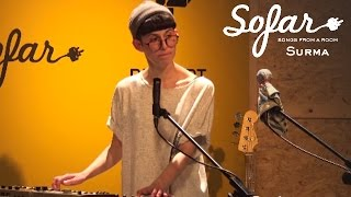 Surma - Just So (Agnes Obel Cover) | Sofar Lisbon