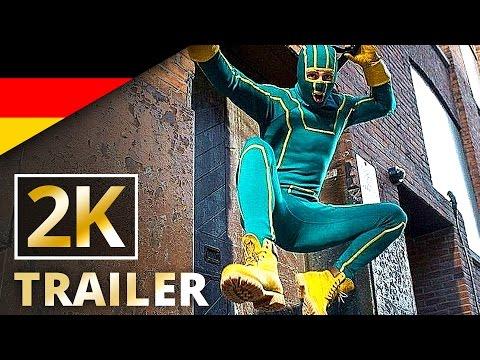 Kick-Ass 2 - Offizieller Trailer #2  [2K] [UHD] (Deutsch/German)