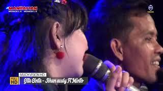 Gita Cinta   Jihan audy Ft Minto om MANHATTAN Terbaru 2018 live Mantingan