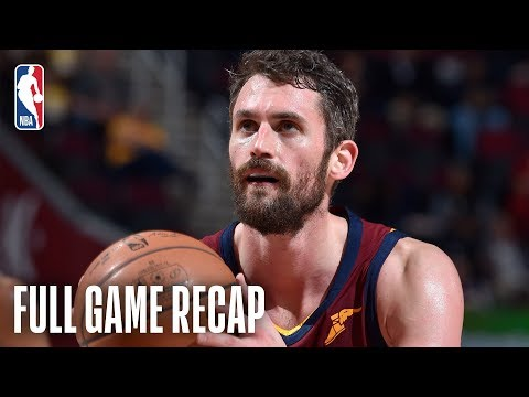 Video: KNICKS vs CAVALIERS | Fantastic Finish In Cleveland | February 11, 2019