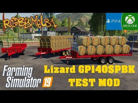 Lizard GP140SPBK v1.0.0.0