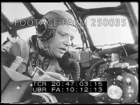 WWII Targeting Technology - 250035-05 | Footage Farm Ltd