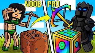 Minecraft: NOOB VS PRO!!! - ULTIMATE CRAFTING CHALLENGE! - Custom Modded Map