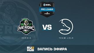 Heroic vs. Team-LDLC - ESL Pro League S5 - de_overpass [Enkanis]
