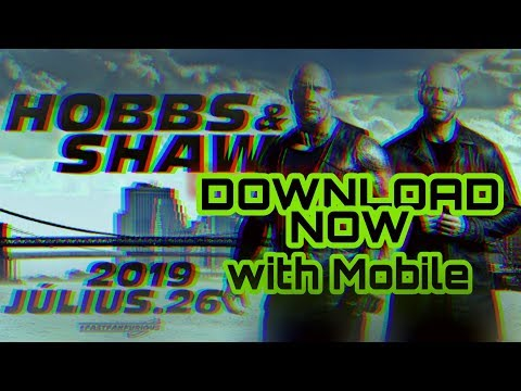 How to Download Fast and Furious Hobbs Shaw    Dual Audio    Fast And Furious 9    Sagar SB