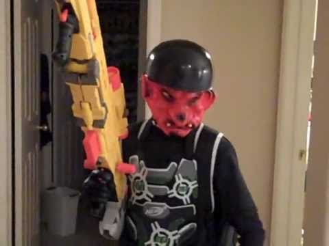 Nerf Battle Ultra: Episode 5 -