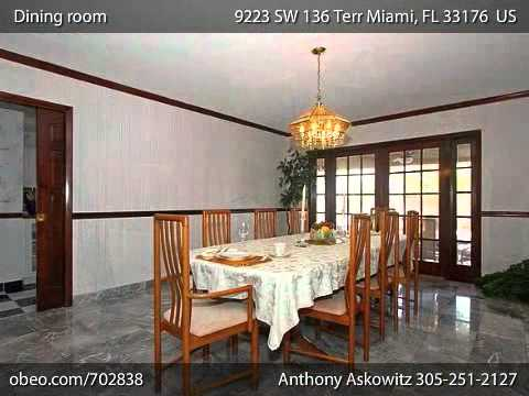 9223 SW 136 Terr Miami FL 33176 – Obeo Virtual Tour 702838