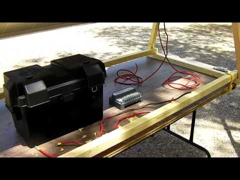 DIY Portable Solar Power Generator – Off-Grid Free Energy Generation