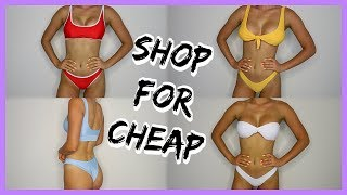 Video SUPER AFFORDABLE BIKINI HAUL! MP3, 3GP, MP4, WEBM, AVI, FLV Agustus 2018