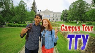 Video Campus Tour - Tomsk State University, Russia MP3, 3GP, MP4, WEBM, AVI, FLV November 2018