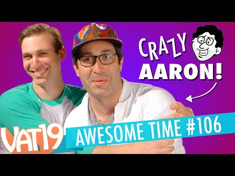 Live Streams, Creature Eye Lollipops, And Crazy Aaron | A.T. #106