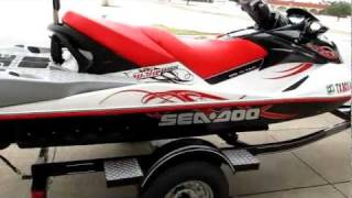 9. 2008 SeaDoo Wake155HP only 23 hours, for sale in Texas