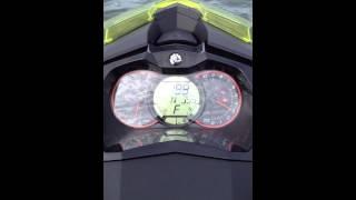 8. 2012 Sea-Doo RXP-X 260 Engine Failure