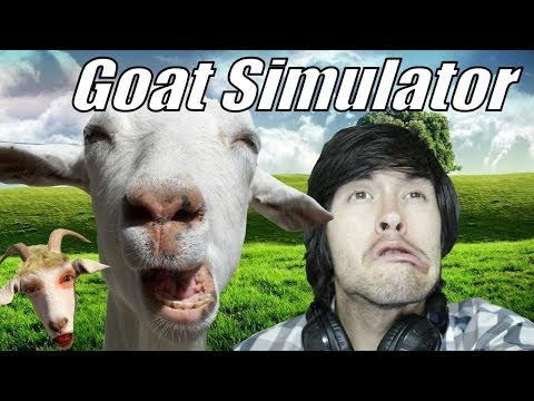 GERMAN ES UNA CABRA | Goat Simulator