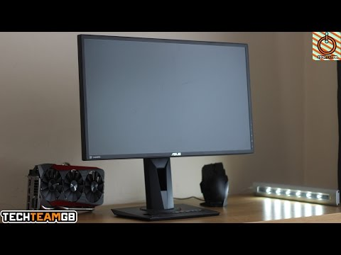 Asus MG248Q 144Hz Freesync Gaming Monitor Review