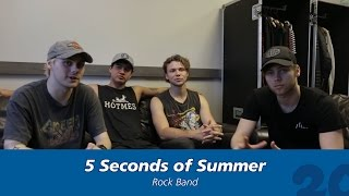 #Pokemon20: 5 Seconds of Summer by The Official Pokémon Channel