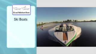 Inboard Ski and Wakeboard