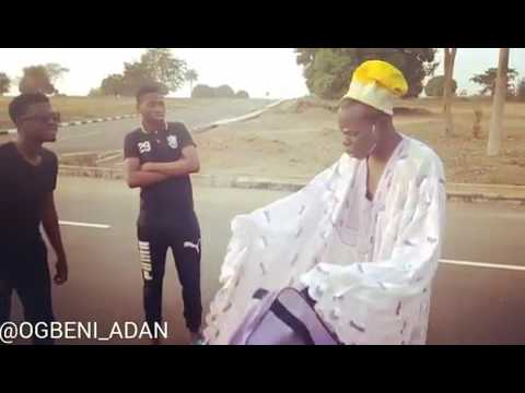 An African Fathers Greatest Weapon (Ogbeni Adan) (Nigerian Comedy)
