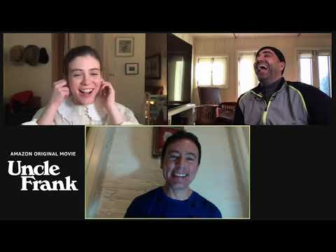 Exclusive Interview: Uncle Frank stars Sophia Lillis and Peter Macdissi - LGBTQ Film