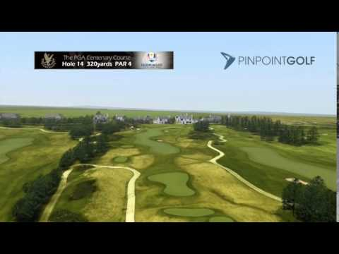 Ryder Cup Course 2014 – Gleneagles: Hole 14