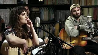Angus & Julia Stone live at Paste Studio NYC