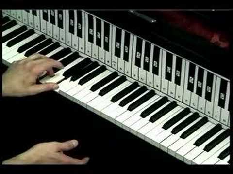 sonnyspianotv - See more at http://SonnysPlayPianoInstantly.com Sonnys introduces several popular chords patterns and how to play them with both hands and improvise around w...