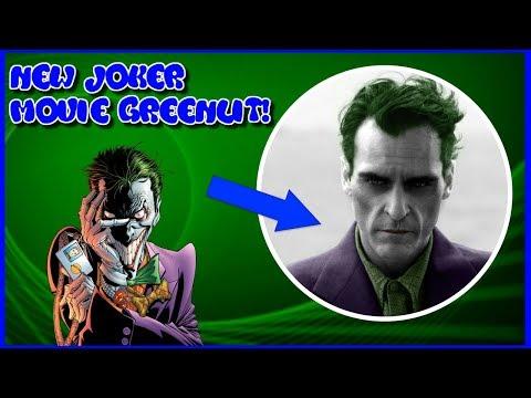New Joaquin Phoenix Joker Movie Greenlit At Warner Bros!