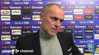 Preview video Mister Martusciello al termine di Empoli-Lazio