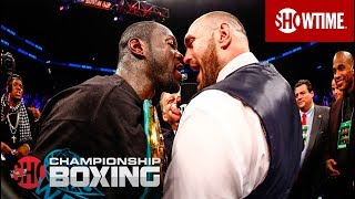 Wilder defends Title but confronted by Tyson Fury