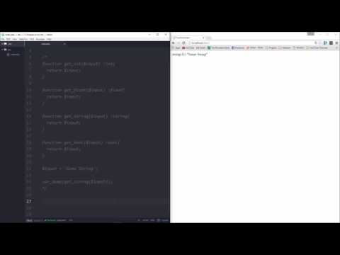 Learn About Different Types of Declarations in PHP 7 - Part 3