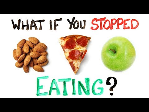 What If You Stopped Eating Food?