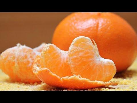 i 6 benefici dei mandarini