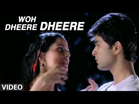 Video Woh Dheere Dheere - (Full Song) by Abhijeet