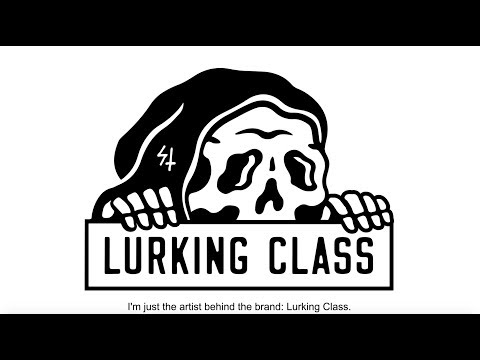 What the f@$k is Lurking Class? A message from Sketchy Tank (видео)