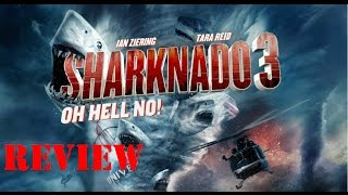 The Movie Addict Reviews Sharknado 3  Oh Hell No  2015