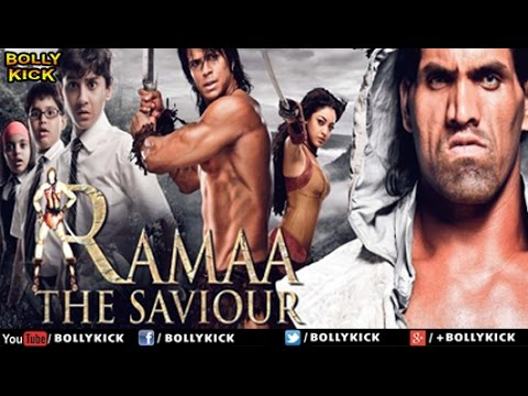 Ramaa The Saviour Full Movie | Hindi Movies 2018 Full Movie | Tanushree Dutta | Action Movies