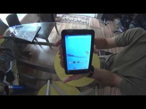 Digiland 7 quad core 45$ tablet - Review
