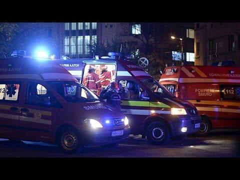 Ρουμανία: Πλημμελής η ασφάλεια στο κλαμπ που τυλίχθηκε στις φλόγες