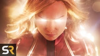 Here's What Marvel Studios Is Changing About Captain Marvel's Origins and Powers
