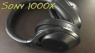 Z Review - Sony MDR-1000x [A Better Bluetooth Headphone]