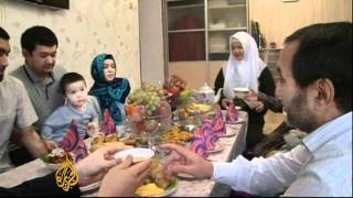 Subscribe to our channel http://bit.ly/AJSubscribe Nursultan Nazarbayev, Kazakhstan's president, has approved a new law aimed at putting an end to religious ...