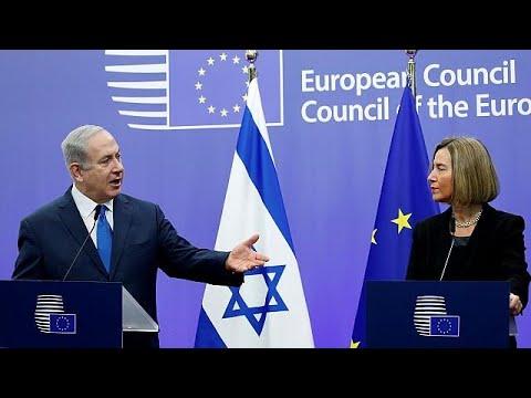 Νετανιάχου: «Οι περισσότερες χώρες της Ε.Ε. ν' αναγνωρίσουν την Ιερουσαλήμ»…