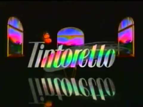 Tintoretto logo (1987-present)