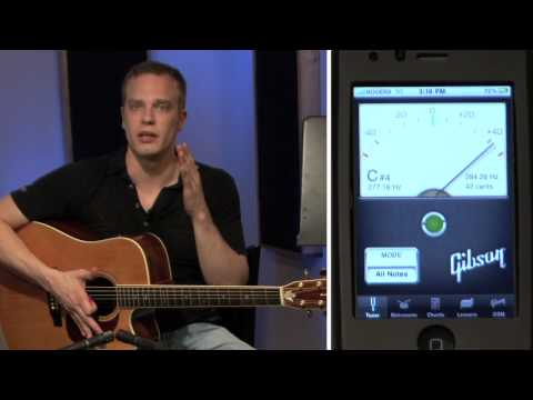 How Use An Electronic Tuner