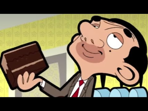 Chocolate Cake | Funny Episodes | Mr Bean Official