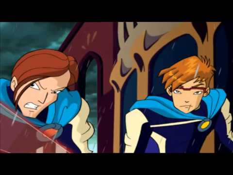 "Winx Club Season 1 Episode 20 ""Mission To Domino"" RAI English HD"
