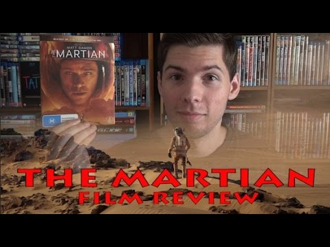 The Martian (2015) Blu-Ray Movie Review