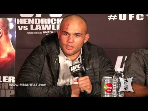 Click on embedded link for UFC 171 Post-Fight Press Conference (complete / unedited / HD)