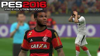 Brasileirao 201 / Campeonato Brasileiro Pro Evolution Soccer 2016 Flamengo vs Vitória I Campeonato Brasileiro 1° RODADA I PES 2016 Times Que Vão Jogar ...