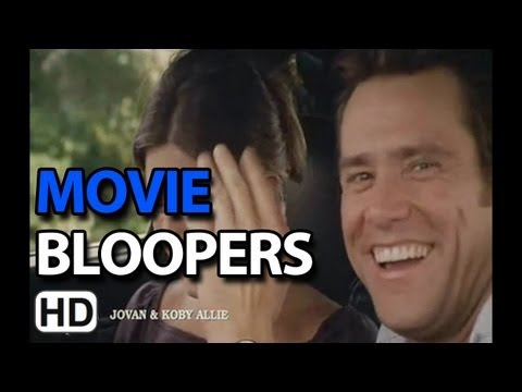 Bruce Almighty (2003) Bloopers Outtakes Gag Reel
